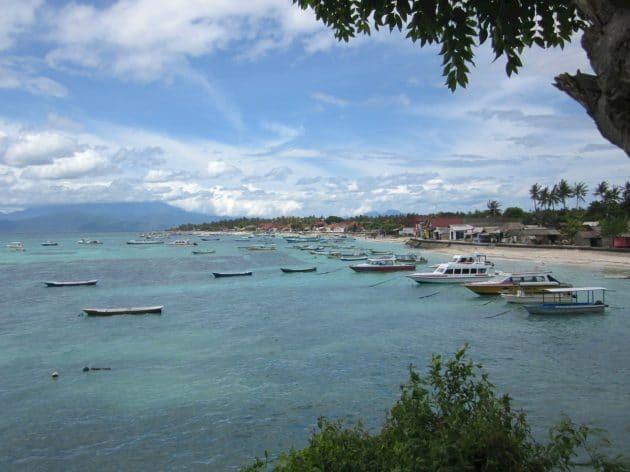 Dans quelle ville loger à Lombok ?