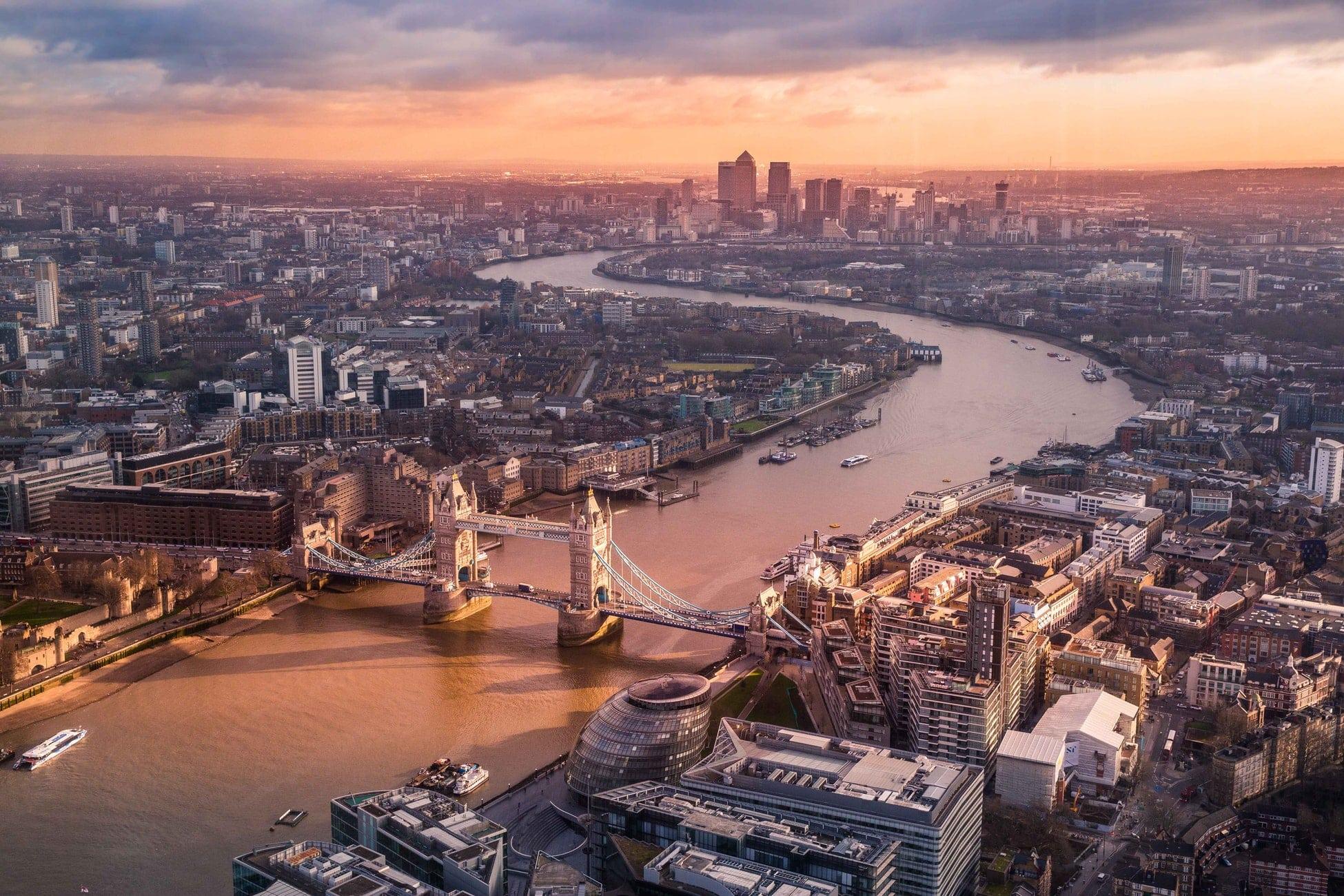 Mai 2019 : 3 jours à Londres pour 144€/p (vols + hôtel)