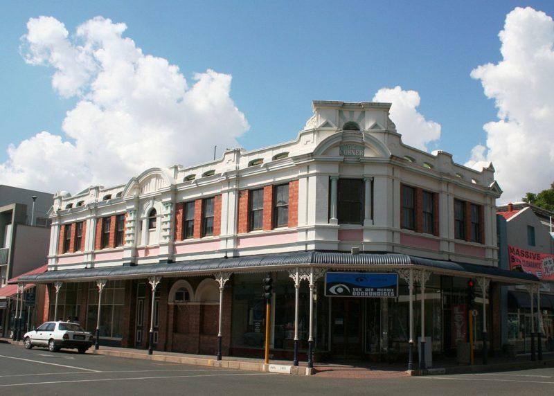 Main street, Kimberley