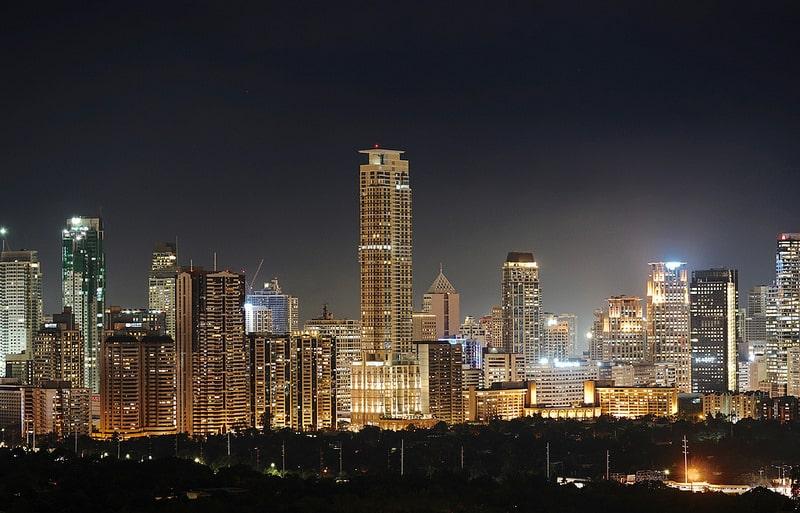 CBD, Makati, Manille