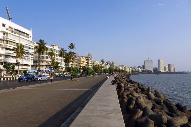 Marine Drive, Mumbai, Bombay
