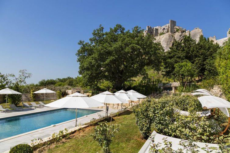 Le Mas d'Aigret, Baux-de-Provence