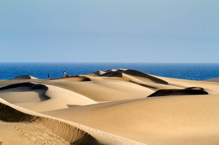 Dunes de Maspalomas, Gran Canaria