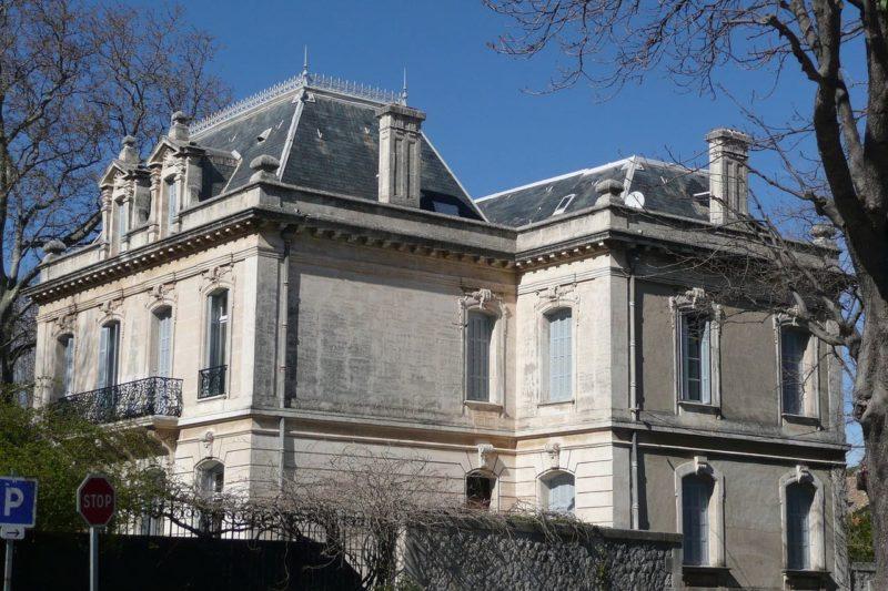 Château de Querry, Maussane les Alpilles