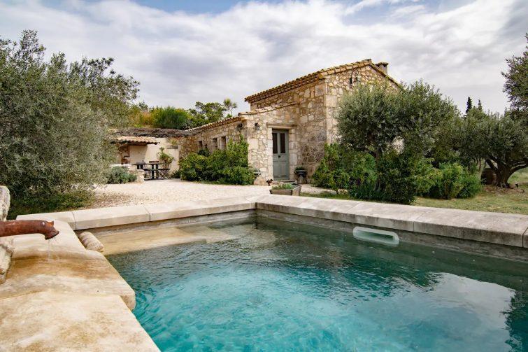 Mazet, Baux de Provence
