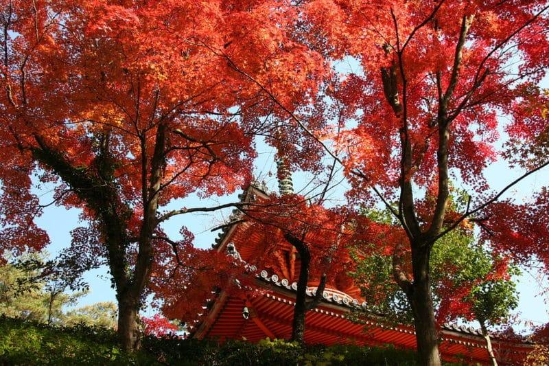 Temple Mitaki-dera, Hiroshima