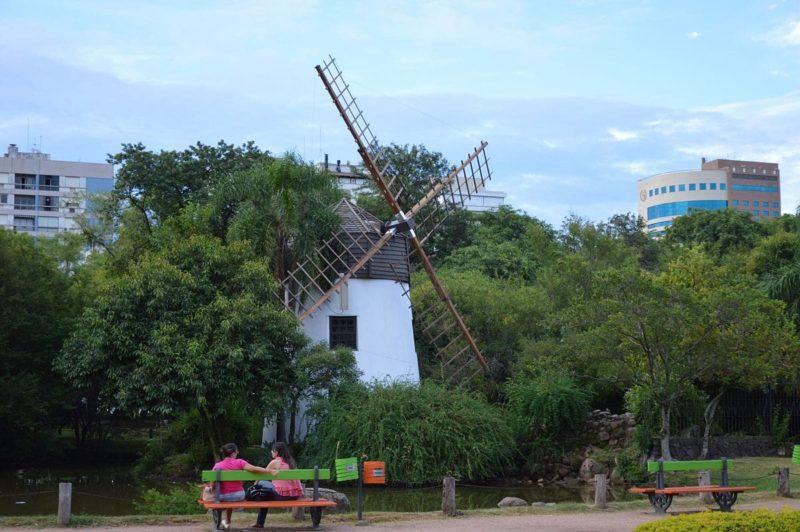 Parc des Moulins à Vent, Porto Alegre