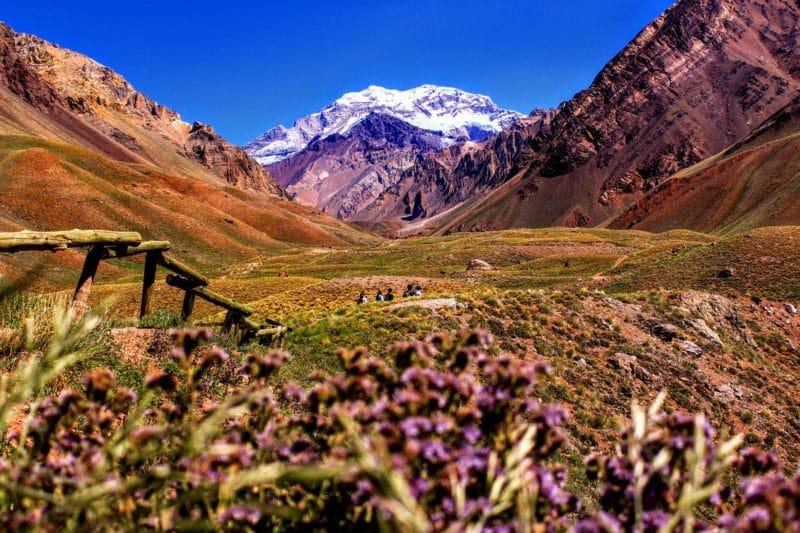 Mont Aconcagua, Mendoza