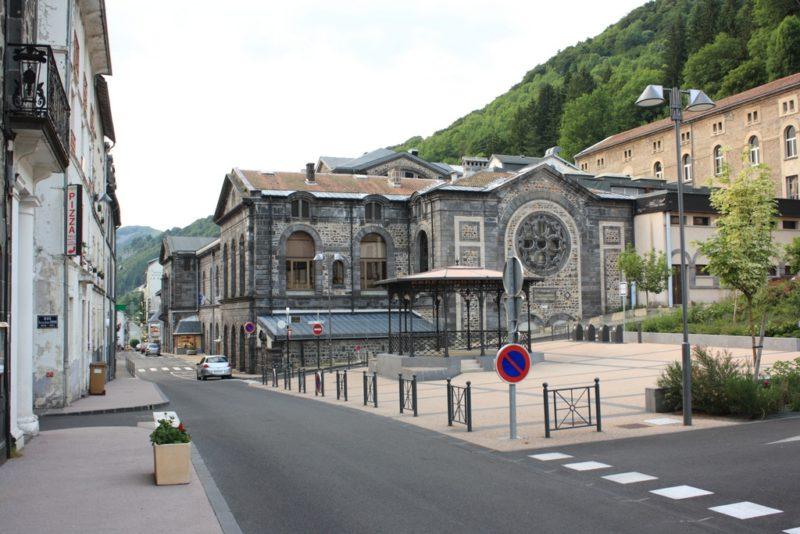 Village Le Mont-Dore, Auvergne