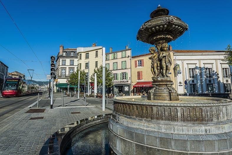Vieux Montferrand, Clermont-Ferrand