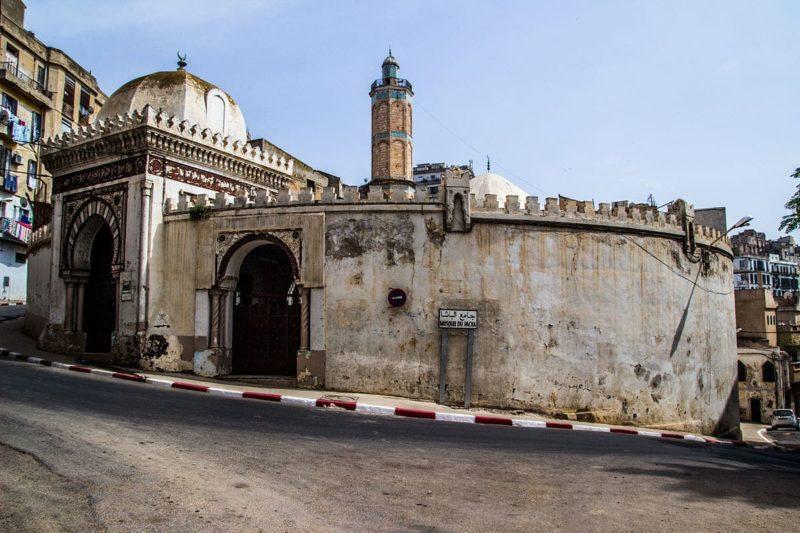 Mosquée Hassan Pacha, Oran