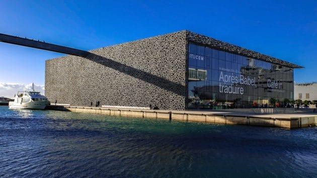 Visiter le Mucem à Marseille : billets, tarifs, horaires