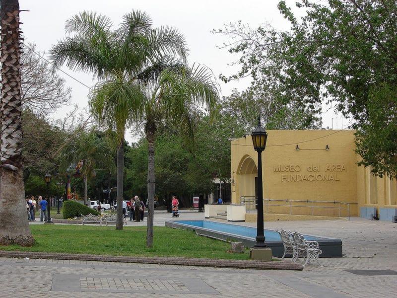 Museo Del Area Fundacional, Mendoza