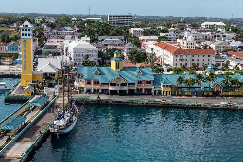 Ville de Nassau, Bahamas