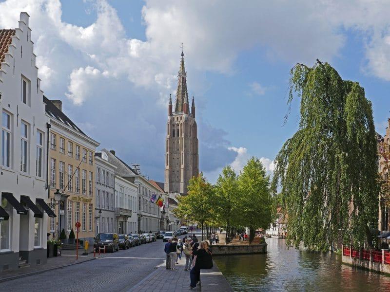 Eglise Notre-Dame, Bruges
