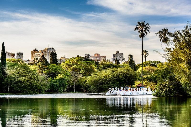 Parque da Redençao, Porto Alegre