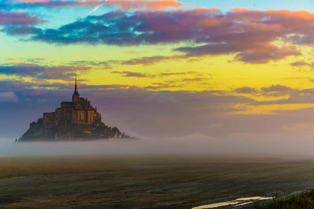 8 week-ends insolites en amoureux au Mont-Saint-Michel
