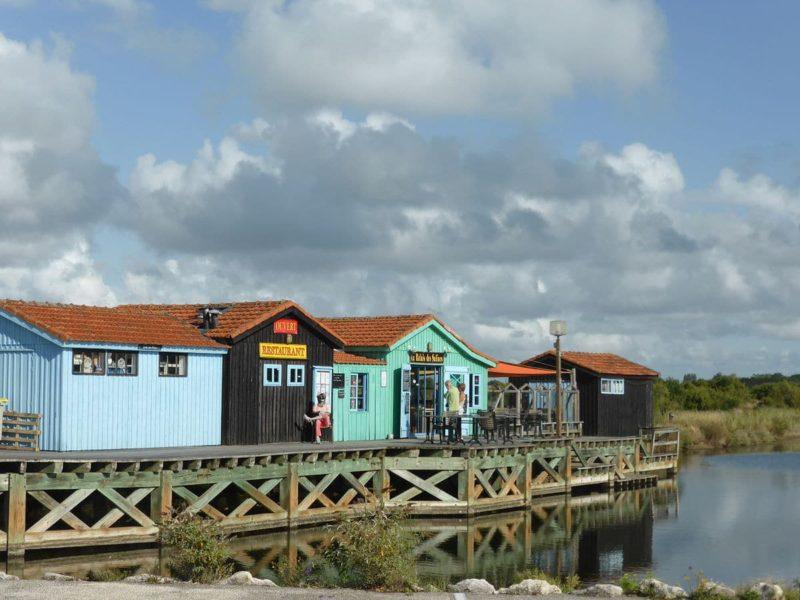 Visiter l'île d'Oléron - Port des Salines