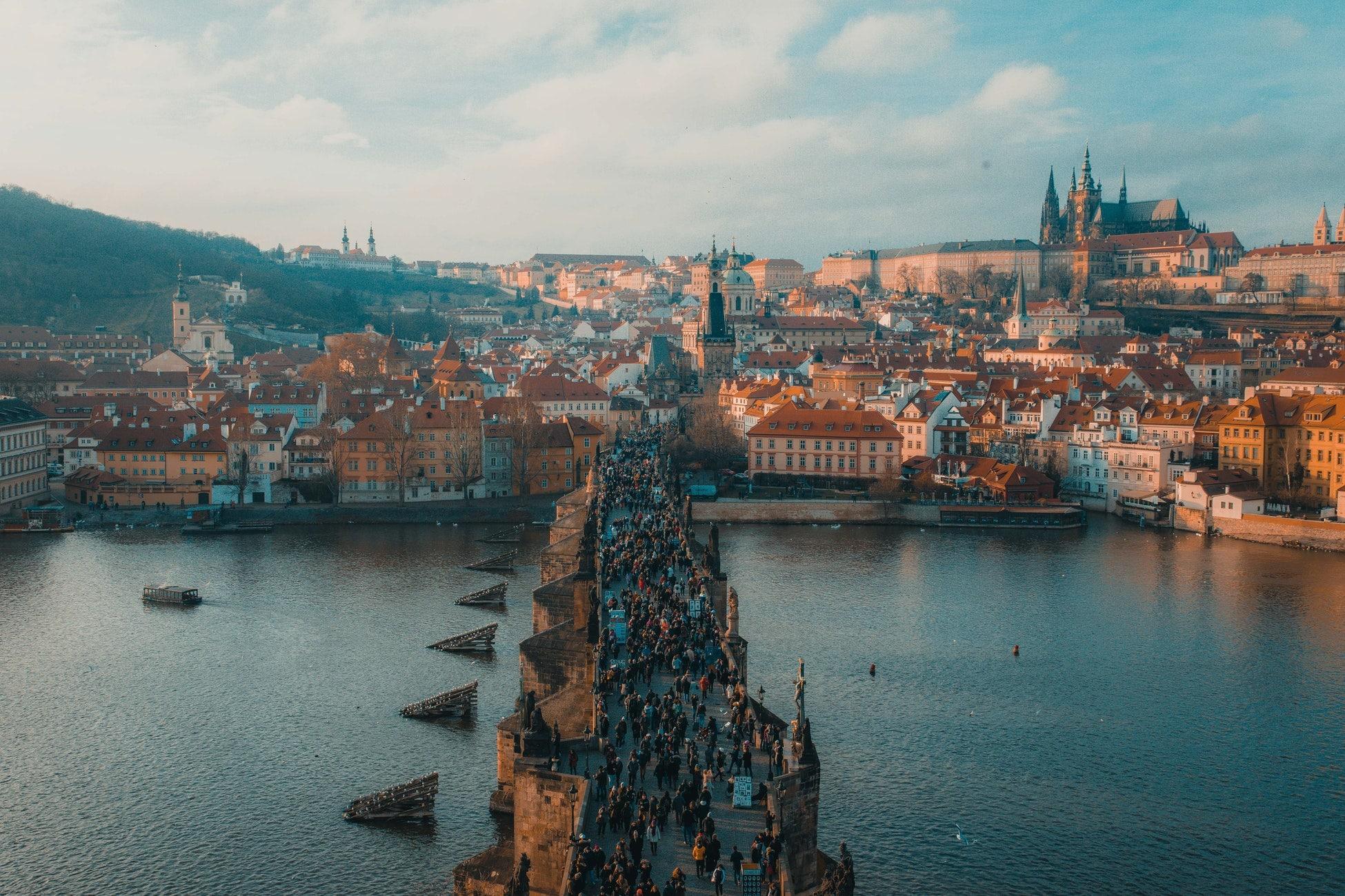 Vols A/R pour Prague dès 61€ par personne en avril/mai