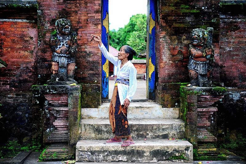 Temple de Pura Lingsar, Lombok