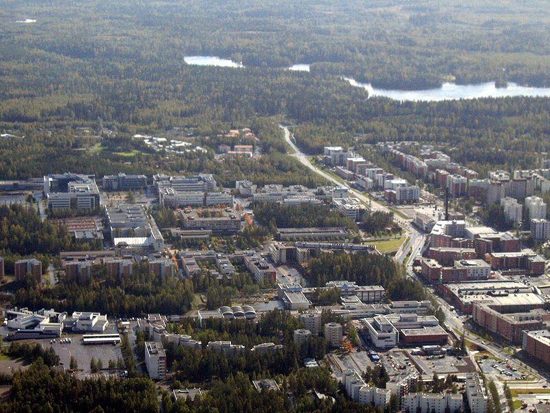 Quartier Hervanta à Tampere