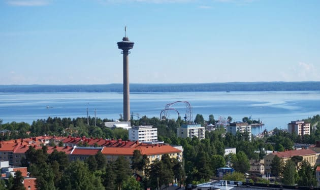 Dans quel quartier loger à Tampere ?