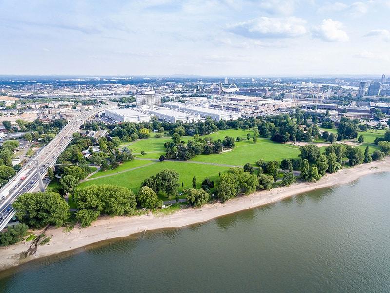 Rheinpark Köln