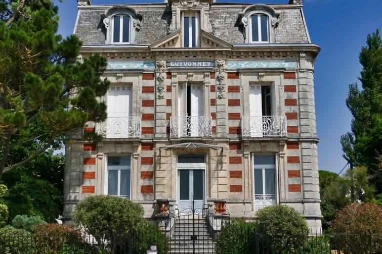 Avenue de l'Atlantique, loger à Royan