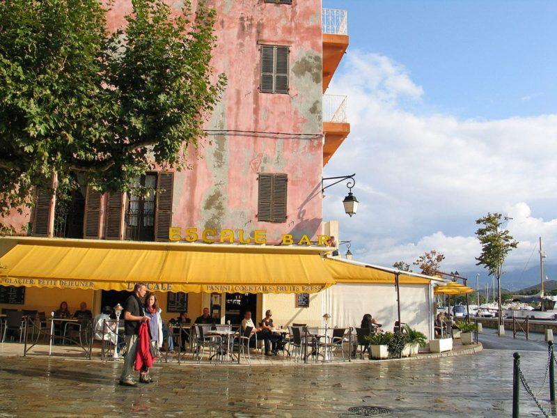 Port de Saint-Florent, Corse
