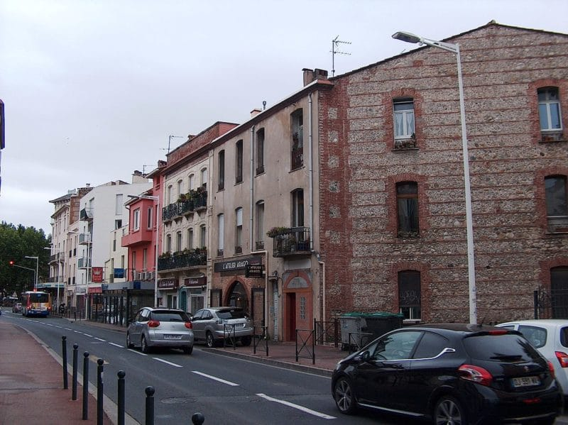 Quartier Saint-Martin, Perpignan