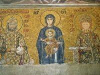 Visite de la basilique Sainte-Sophie