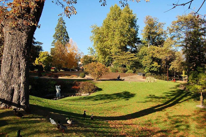 Jardin Lecoq, Quartier Salins et Vallières, Clermont-Ferrand