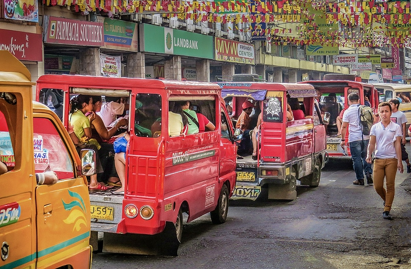 Jeepney, San Antonio, Davao