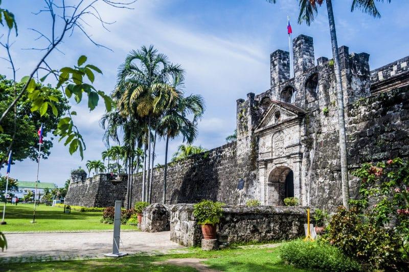 Fort San Pedro, San Roque, Cebu