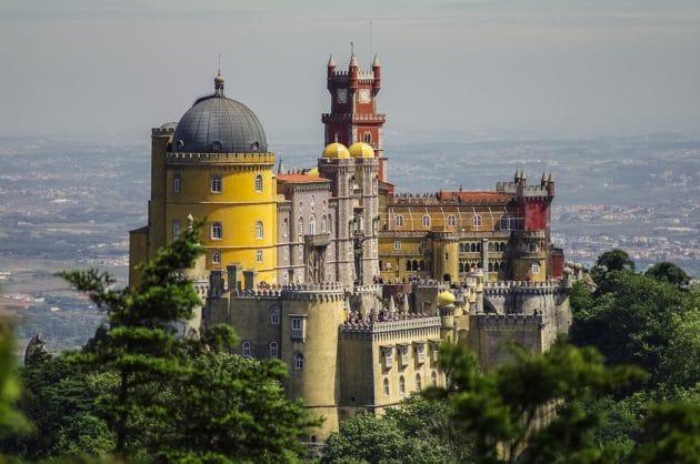 Visiter Sintra près de Lisbonne : billets, tarifs, horaires
