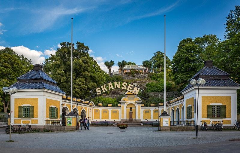 Musée Skansen, Stockholm