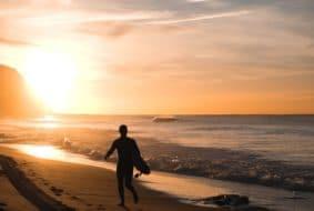 Spot de surf