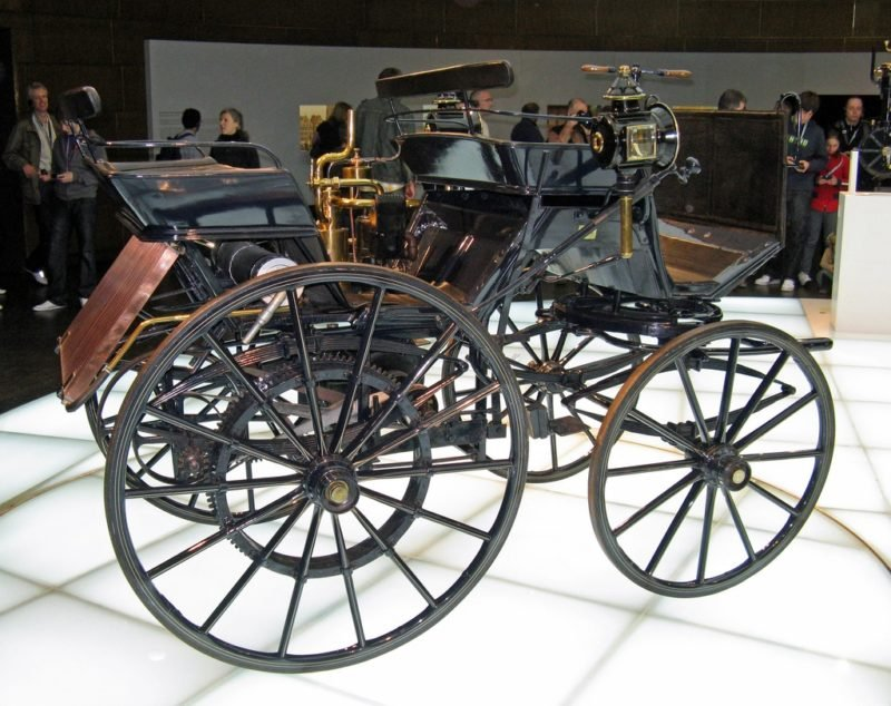 Mercedes Museum, Stuttgart BAD CAnnstatt