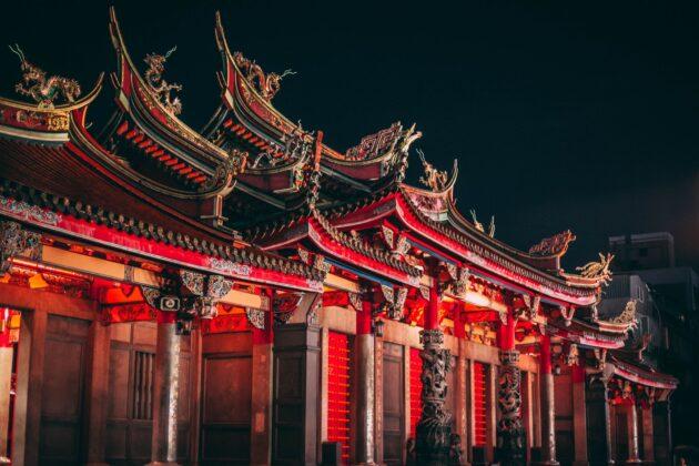 En mai, les vols A/R vers Taipei sont à partir de 313€/personne !