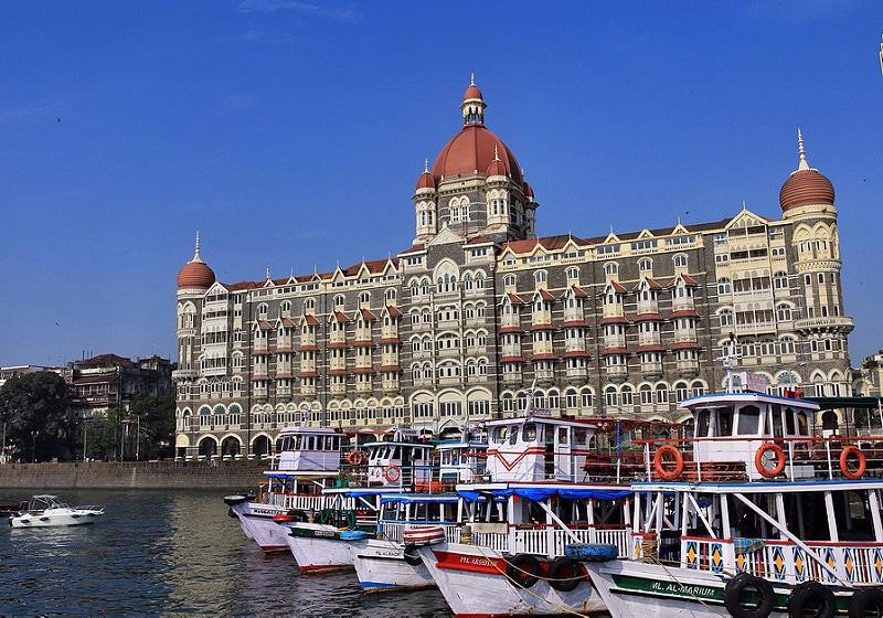 Taj Mahal Palace Hotel, Mumbai, Bombay