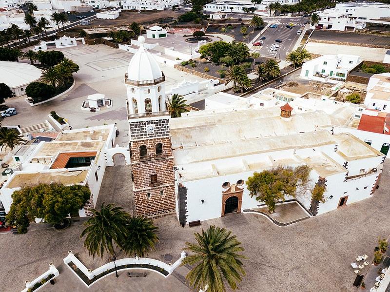 Eglise à Teguise, Lanzarote