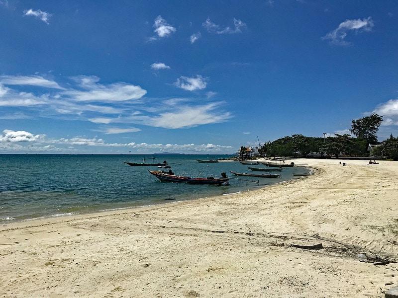 Plage Thong Sala, Lombok