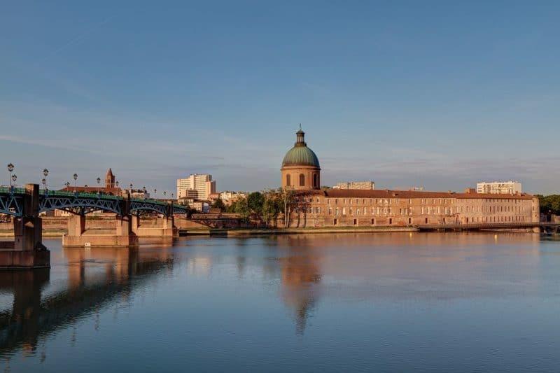 Toulouse, Canal du Midi