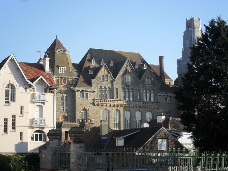 Hôtel de ville, Touquet-Paris-Plage