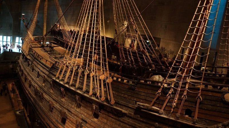 Musée Vasa, Stockholm