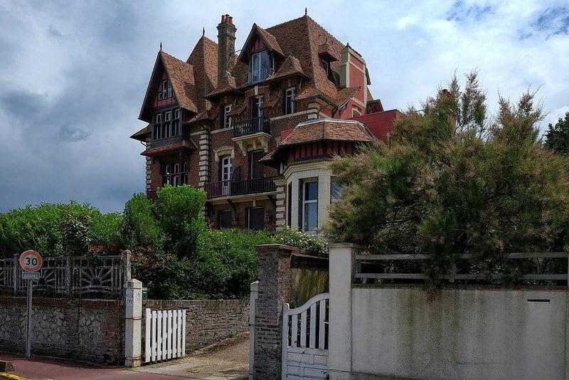 Quartier des villas, Deauville