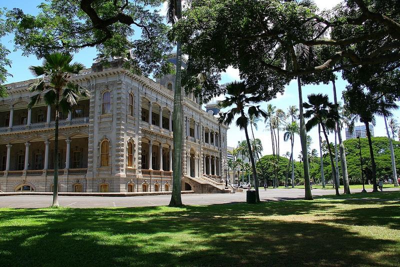 Palais 'Iolani