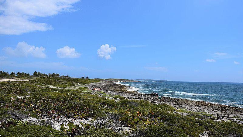 Réserve naturelle de Saint Martin