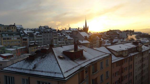Les 10 choses incontournables à faire à Lausanne