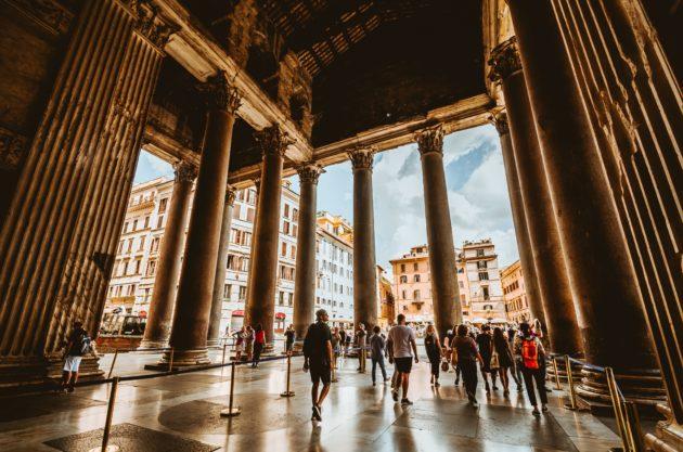Visiter le Panthéon à Rome : billets, tarifs, horaires